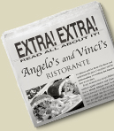 angelo's and vinci's newspaper